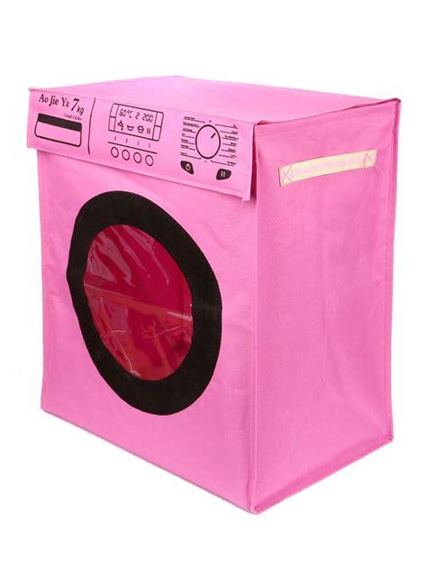 Tas Laundry Mesin Cuci 3pcs ao jie ya laundry box pink pcs klikindomaret