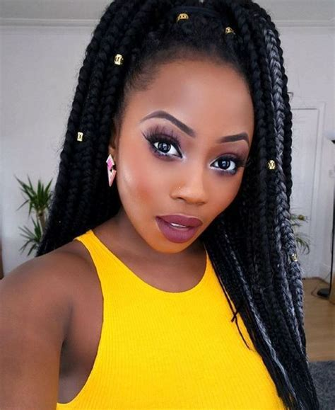 box braids for prom 66 best images about ghana braids on pinterest