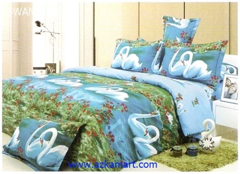 Sprei B4 King Fata Signature Cars sprei kendra signature motif light