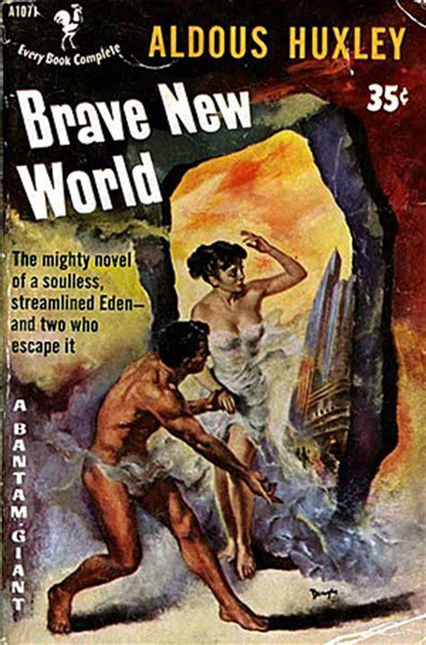 themes brave new world aldous huxley aldous huxley esl resources