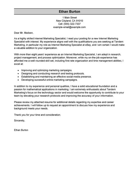Social Media Marketing Cover Letter biology in pittsburgh social media marketing cover