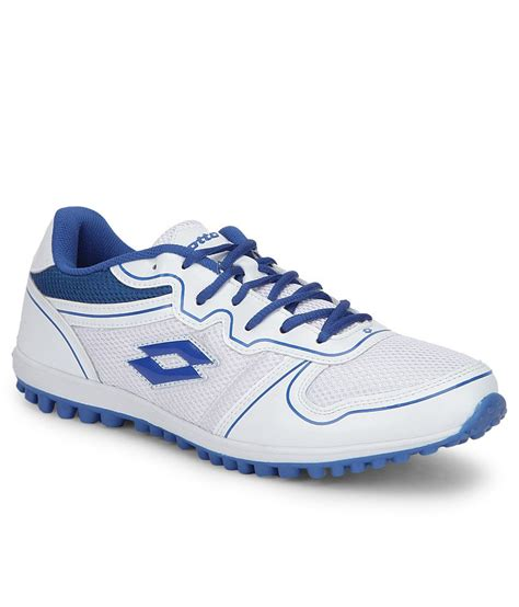 white shoes sports lotto verve white running sports shoes buy lotto verve
