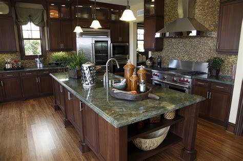 Good Green Granite Countertops : Design and Ideas Green