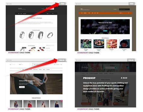themes storefront woocommerce schickt canvas theme in rente onlineshop diy