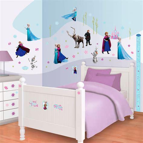 reine des neiges chambre deco chambre reine des neiges