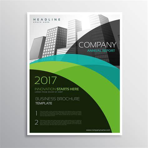 Annual Report Brochure Template Flyer Leaflet Presentation Download Free Vector Art Stock Presentation Flyer Template
