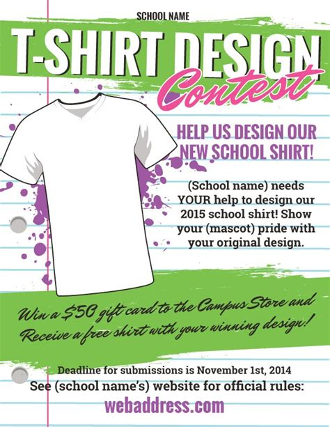 design contest com t shirt design contest maketing flyers inksoft inksoft