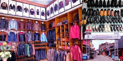 Sepatu Kulit Sukaregang Kab Garut sukaregang tempat wisata belanja produk kulit di garut