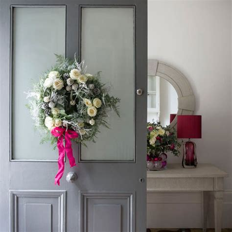 ideas para decorar tu casa pinterest ideas para decorar la entrada de tu casa en navidad