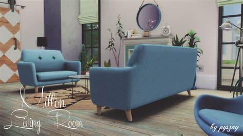 Sims 2 Living Room Sets My Sims 4 Elene Living Room Set Sims 2 Living Room Sets