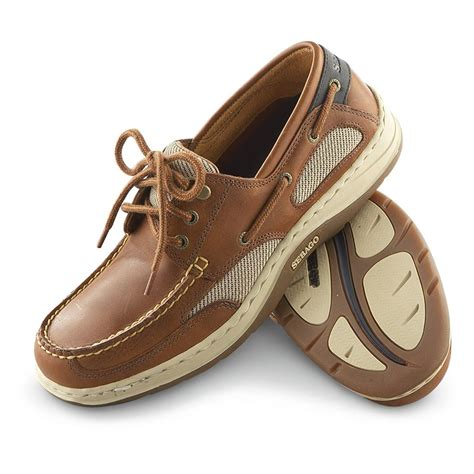 s sebago 174 clovehitch boat shoes gold 163508