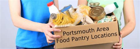 Pantry Locations by Portsmouth Nh Area Food Pantry Locations