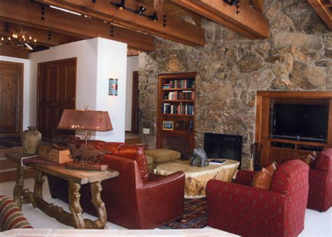 rustic interior design by townsend designs durango