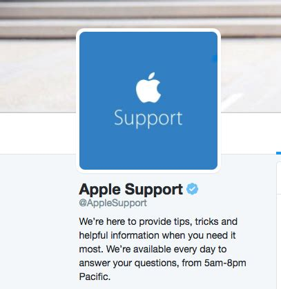 apple help twitter awards gold customer service to apple support