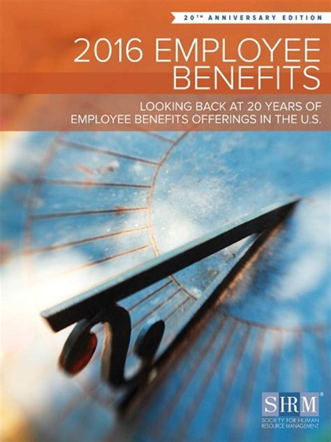 2016 employee benefit options guide oklahoma 2016 employee benefits looking back at 20 years of