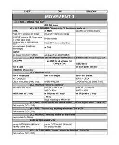 Run Of Show Template by Run Sheet Template 6 Free Word Excel Pdf Document