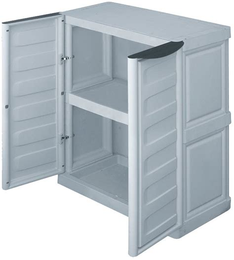 plastic storage cabinets lowes 51 outdoor wood storage cabinets with doors wooden 4 door