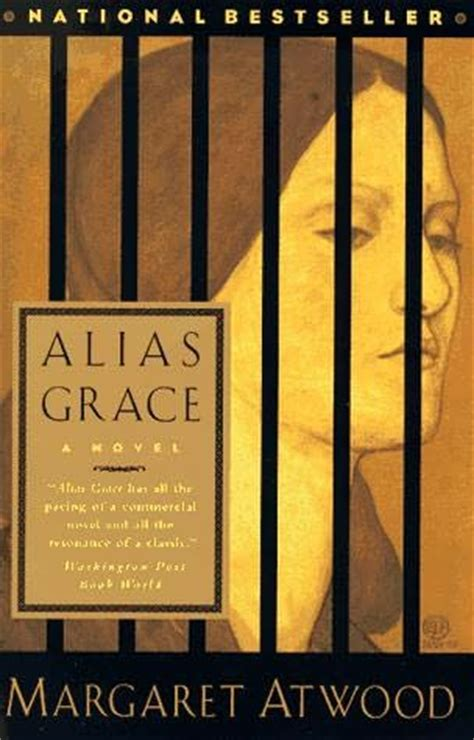 alias grace books alias grace by margaret atwood