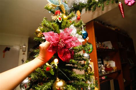 how to string christmas tree lights 10 steps wikihow