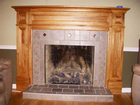 contemporary wood fireplace mantels fireplace designs