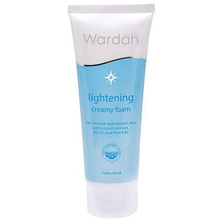 Make Up Wardah Beserta Gambar harga wardah lightening foam murah indonesia