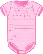 Baby Onesie Template Download Clipart Best Baby Shower Invitations Onesie Template