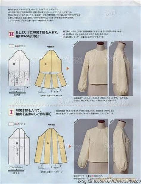 Raglan Basic Tangan 3 4 220 best sleeves images on blouses patron de
