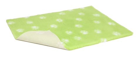 vet bed non slip contemporary living bedding in lime green with