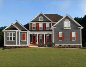 Paint Colors For Homes by Home Exterior Designs Exterior House Paint Ideas Great