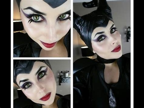 makeup tutorial trucco halloween zombie youtube maleficent makeup tutorial trucco halloween youtube