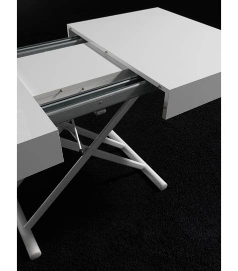 tavoli trasformabili saliscendi brianzastore tavolino saliscendi trasformabile in tavolo