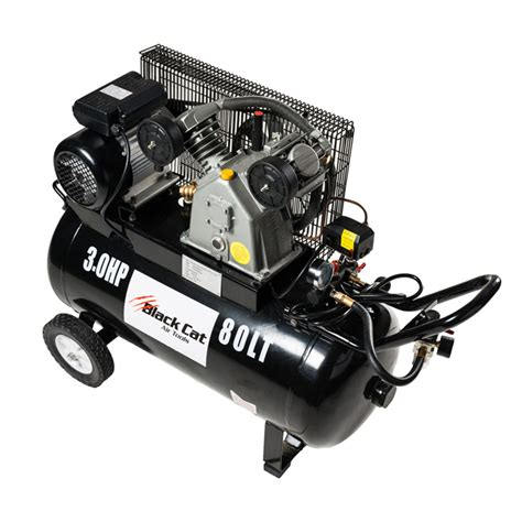 air compressor piston  hp belt drive black cat
