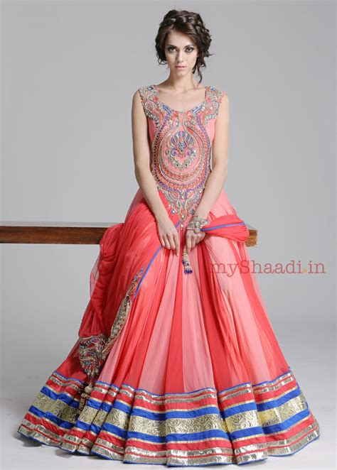 Dress Pesta Indian Style the wedding dress from your dreams might come from india luxury brides