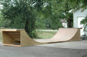 Backyard Skatepark Ideas Free Mini Ramp Plans