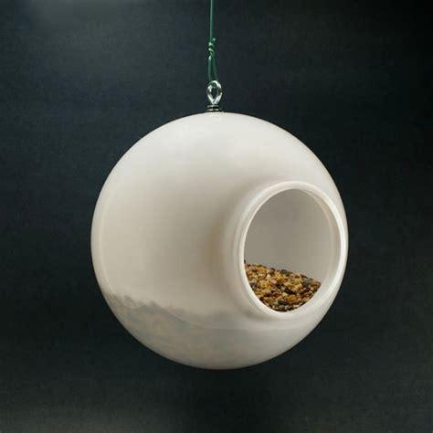Modern Feeder modern bird feeder birdfeeder outdoor birds seed holder