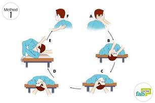 epley maneuver at home how to get rid of dizziness immediate relief with home