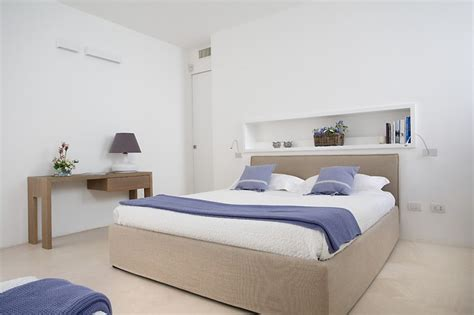 da letto senza comodini gallery of camere da letto da letto senza