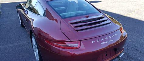 maroon porsche 2012 porsche 911 carrera in maroon red