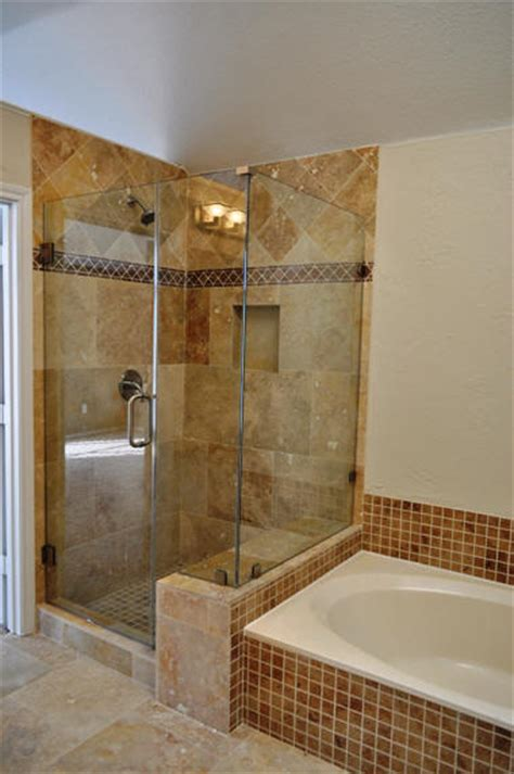 Walk In Bathtub Shower Combination Bathrooms Before Amp After