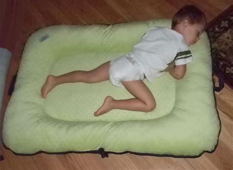 4 year old boy diaper change woombie swaddle customer testimonials