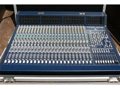 Mixer Behringer Mx 9000 behringer eurodesk mx9000 image 155291 audiofanzine