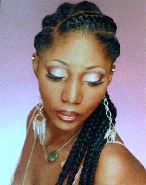 videos french braids black women french braid for black woman hairstyles zone
