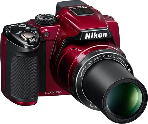 nikon coolpix p500 digital nikon announces 36x optical zoom p500 photoxels