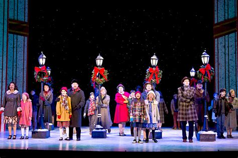 a christmas story musical walnut street theatre