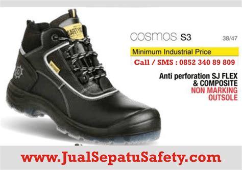 Sepatu Safetyjogger Cosmos S3 distributor sepatu safety jogger cosmos di indonesia jualsepatusafety