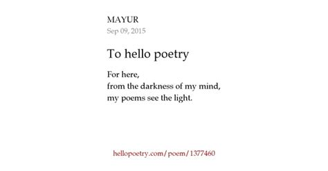 the brain by jg collins hello poetry to hello poetry by mayur hello poetry