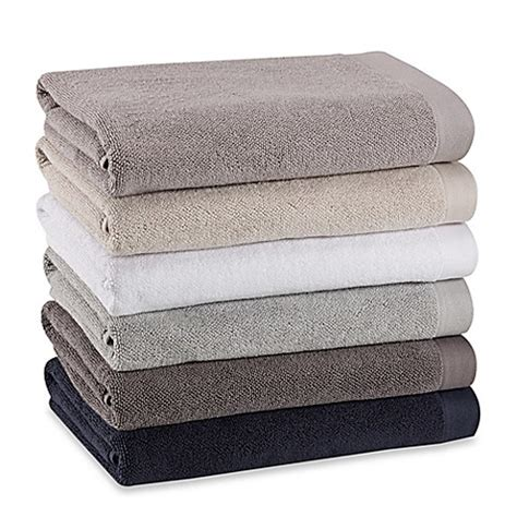 kenneth cole reaction home cooper bath towel collection www bedbathandbeyond com