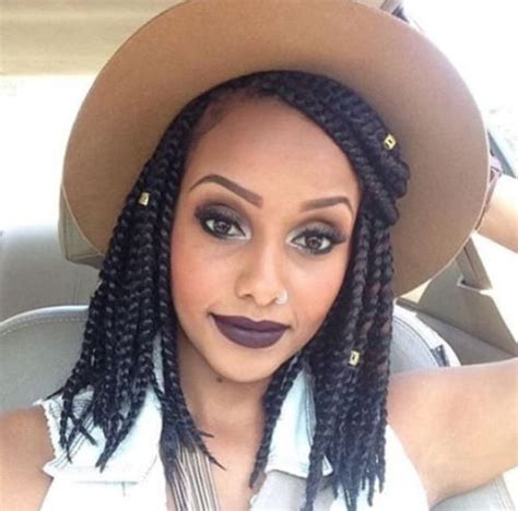 i nid pictures of short bob marley hair style 1000 ideas about short marley twists on pinterest