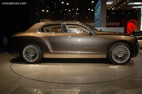 Chrysler Imperial Concept Car by 2006 Chrysler Imperial Concept Image Https Www