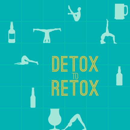 Detox To Retox Toronto by Better Dating Ideas Toronto January 16th 18th